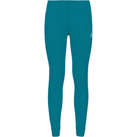 Odlo Active Warm Plus Pantalones Interiores Niños, azul